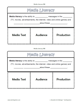 media lit 1